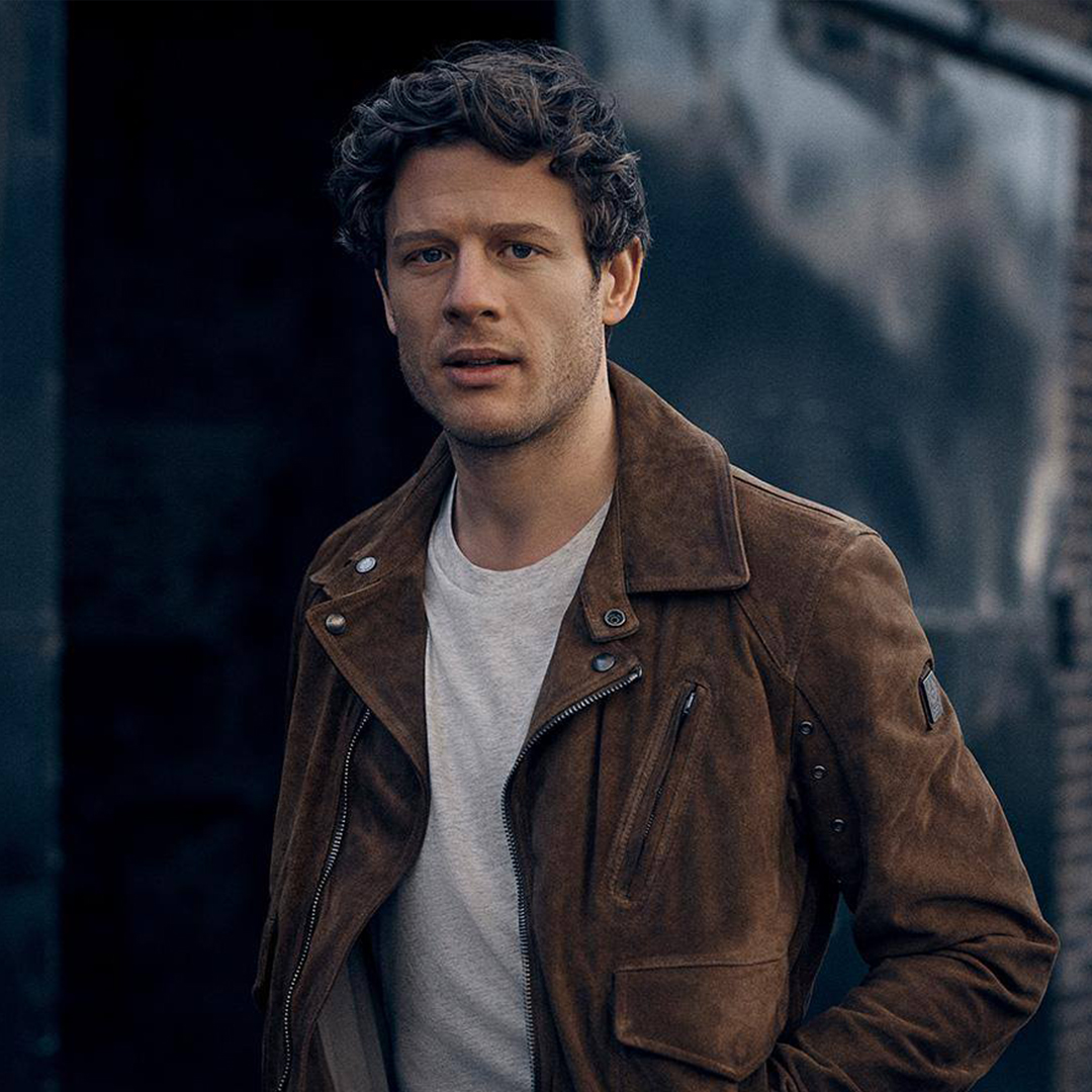 James Norton - Belstaff